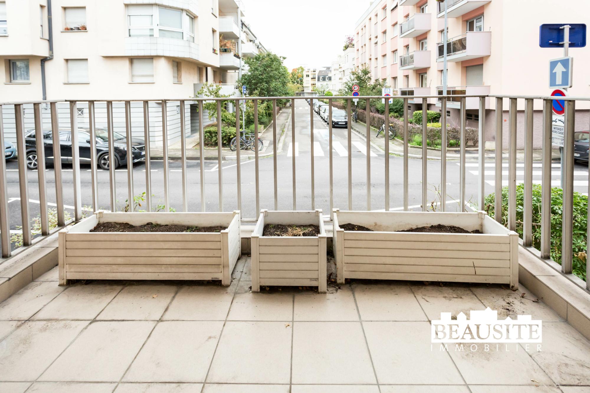 [Tonton] Un appartement familial avec balcon et garage - Neudorf / rue Saint-Amarin - nos ventes - Beausite Immobilier 10