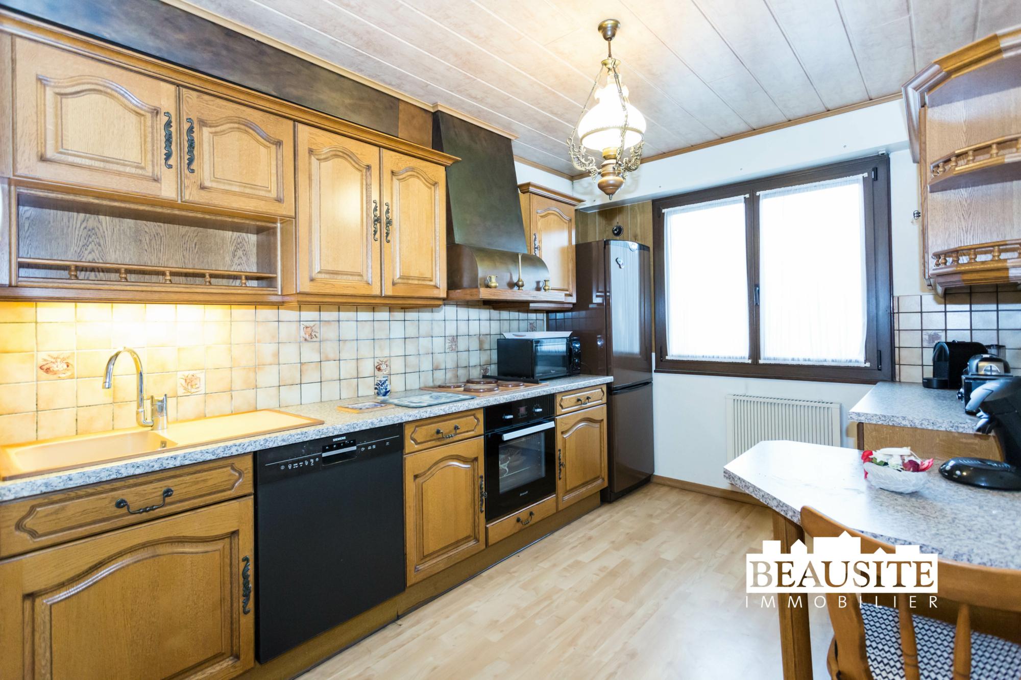 [Tonton] Un appartement familial avec balcon et garage - Neudorf / rue Saint-Amarin - nos ventes - Beausite Immobilier 11