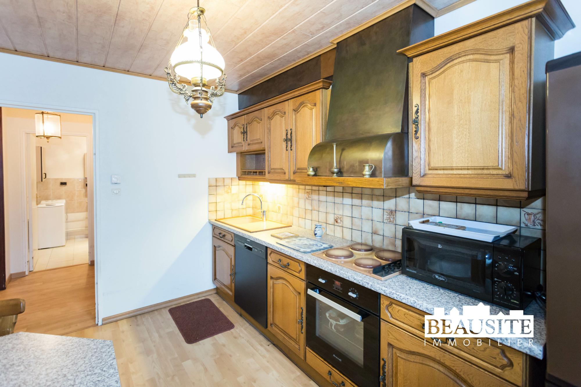 [Tonton] Un appartement familial avec balcon et garage - Neudorf / rue Saint-Amarin - nos ventes - Beausite Immobilier 12