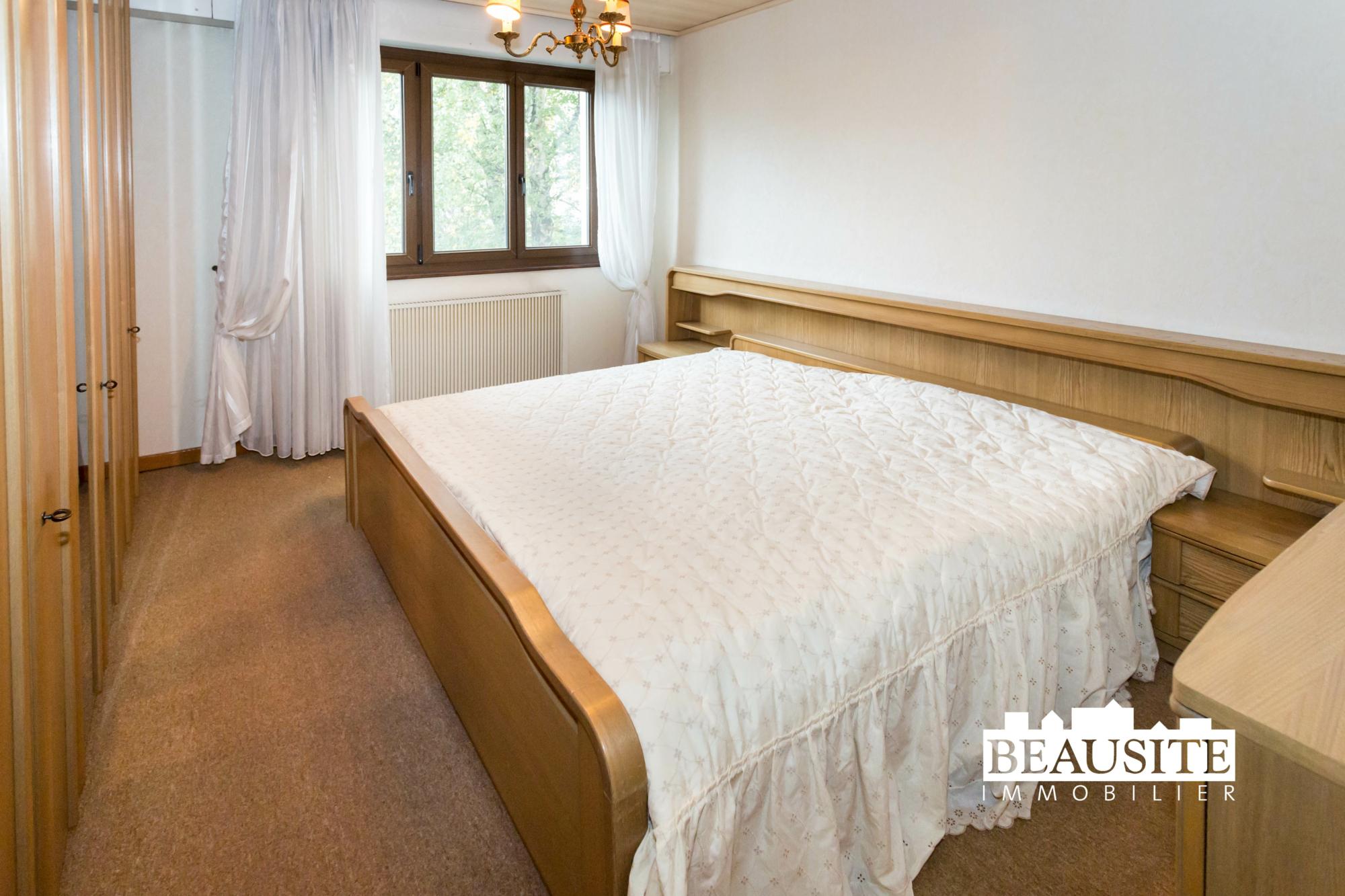 [Tonton] Un appartement familial avec balcon et garage - Neudorf / rue Saint-Amarin - nos ventes - Beausite Immobilier 13