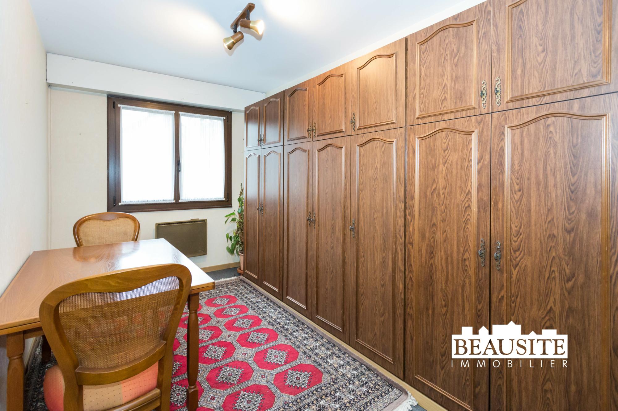 [Tonton] Un appartement familial avec balcon et garage - Neudorf / rue Saint-Amarin - nos ventes - Beausite Immobilier 15