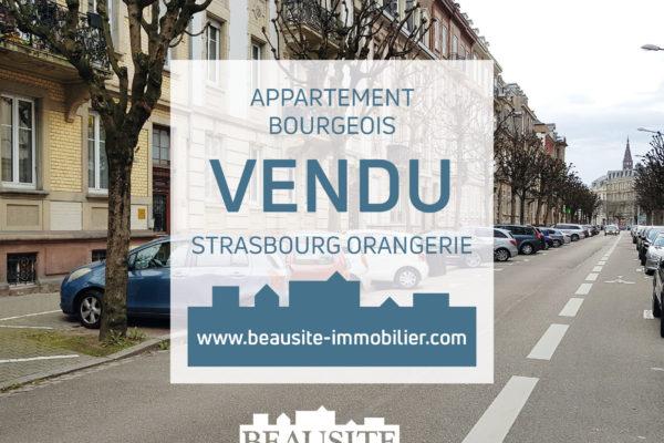 VENDU Magnifique 7-8P - Strasbourg Golbery