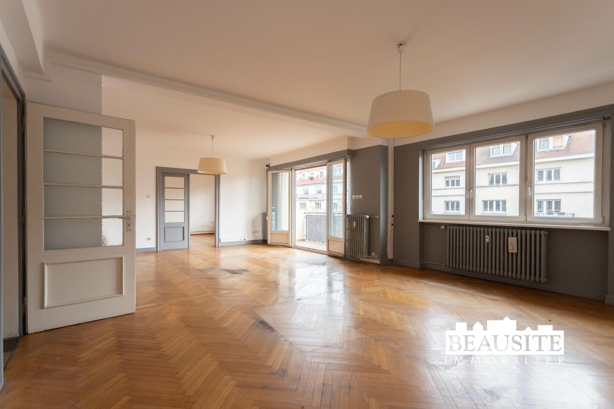 [Prosper] Le local professionnel qu'il vous faut… pour que votre activité prospère ! - Strasbourg / boulevard Wilson - nos ventes - Beausite Immobilier 1