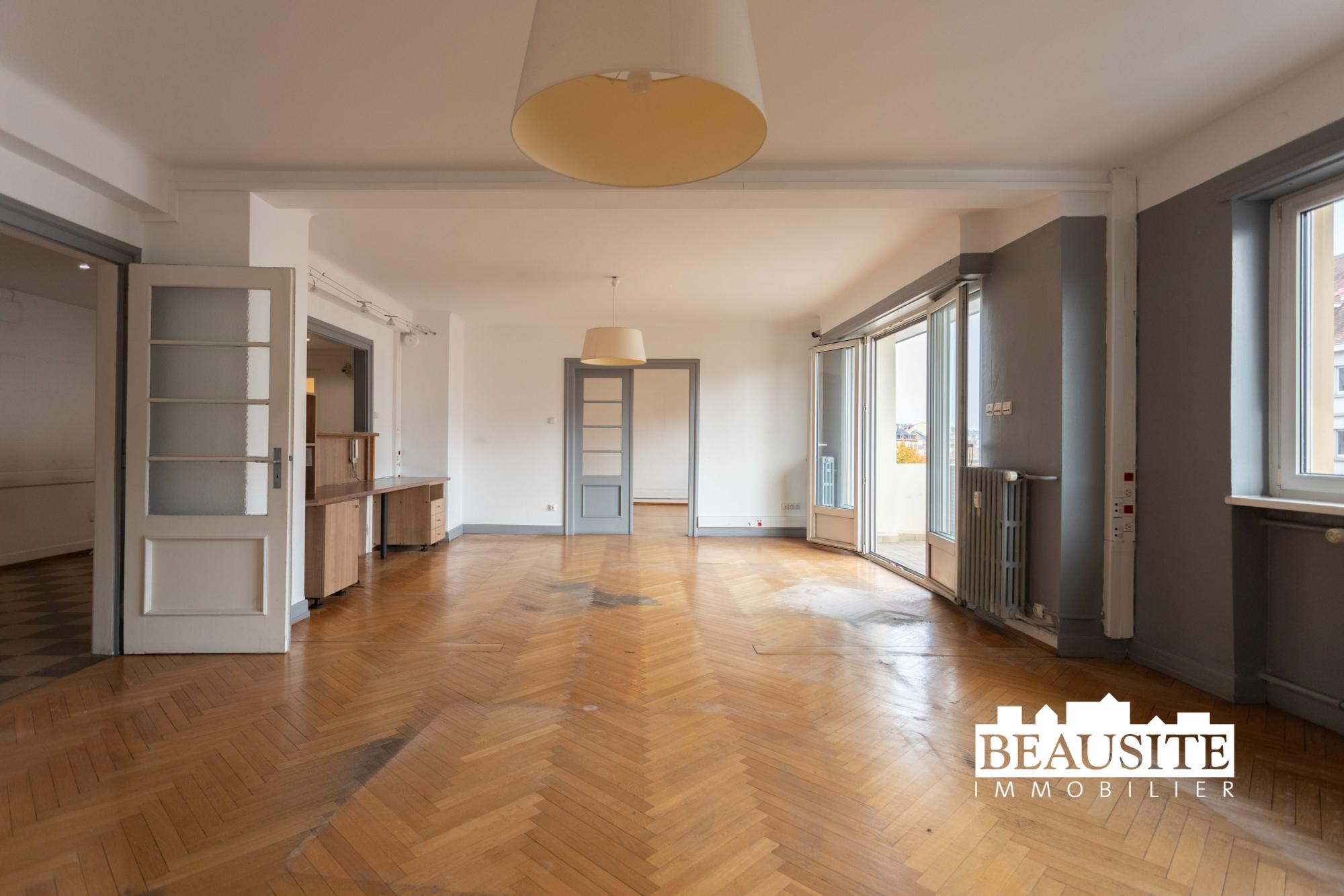 [Prosper] Le local professionnel qu'il vous faut… pour que votre activité prospère ! - Strasbourg / boulevard Wilson - nos ventes - Beausite Immobilier 2