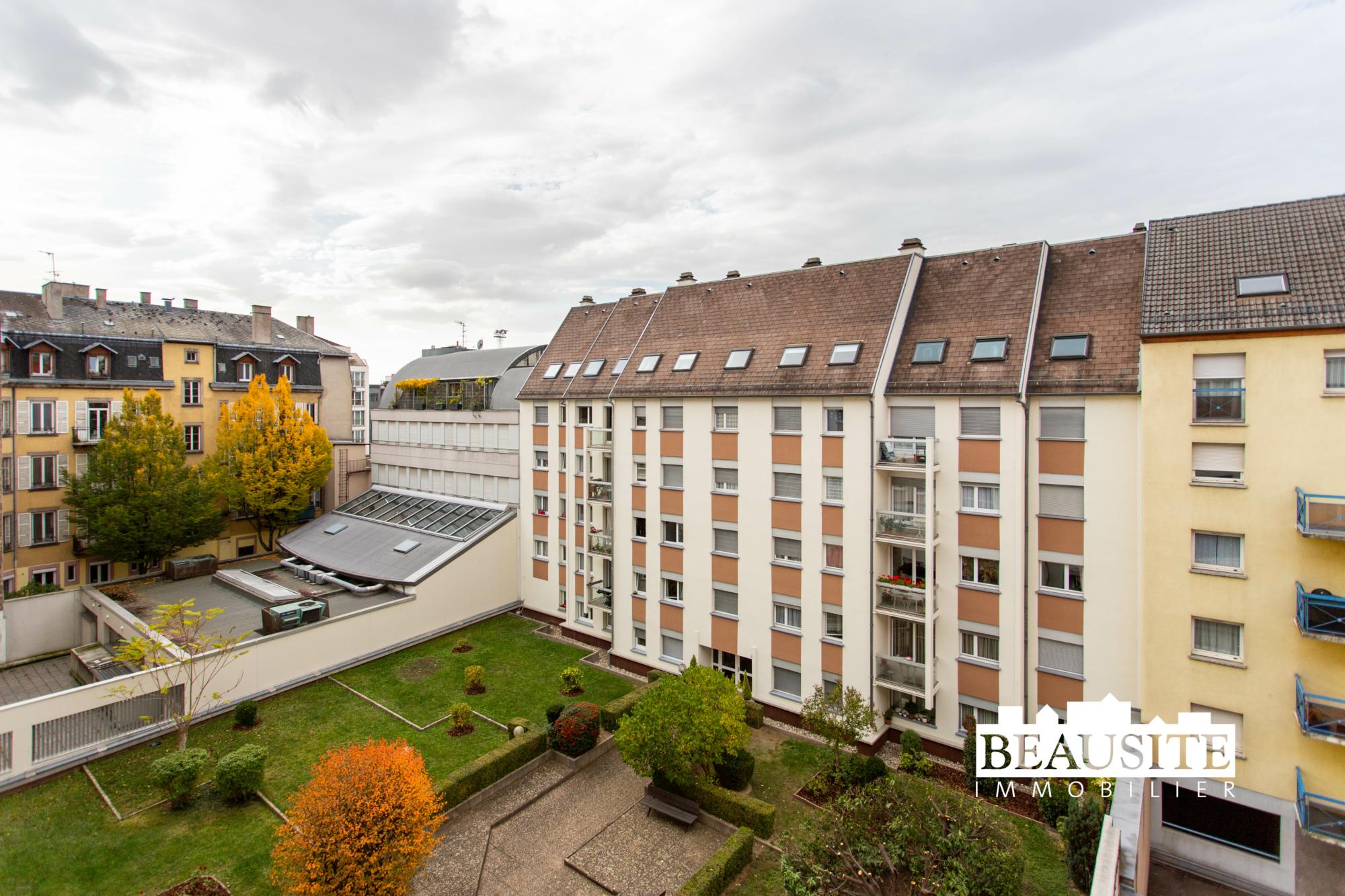 [Prosper] Le local professionnel qu'il vous faut… pour que votre activité prospère ! - Strasbourg / boulevard Wilson - nos ventes - Beausite Immobilier 13