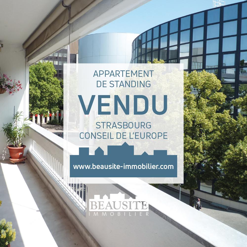 VENDU Luxueux 5P - Orangerie Conseil de l'Europe - nos ventes - Beausite Immobilier 1
