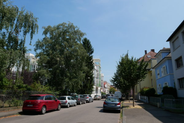 VENDU - Appartement duplex 3/4 pièces - Strasbourg Neudorf / Rue de la Ménagerie