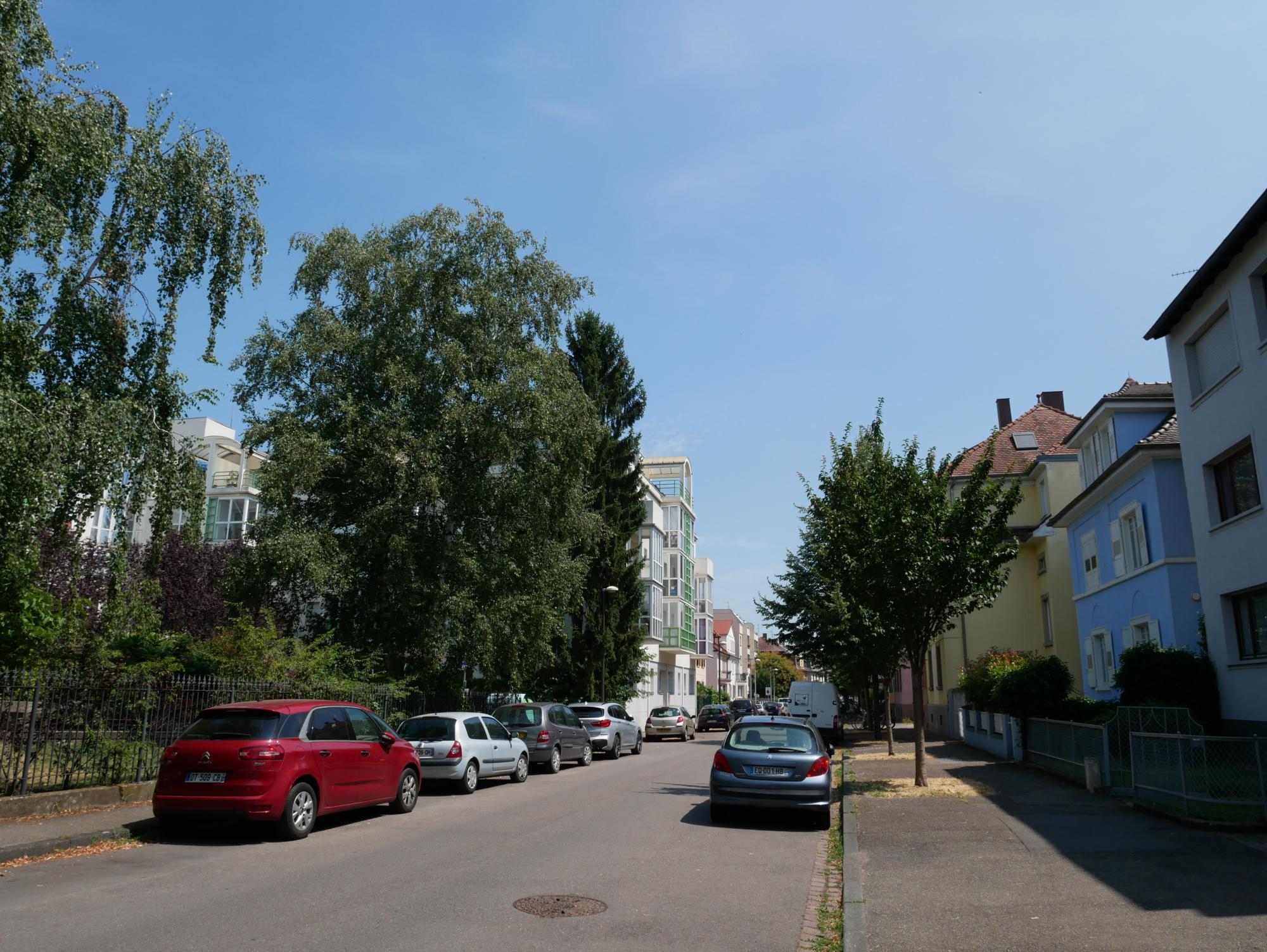 Appartement duplex 3/4 pièces - Strasbourg Neudorf / Rue de la Ménagerie - nos ventes - Beausite Immobilier 1