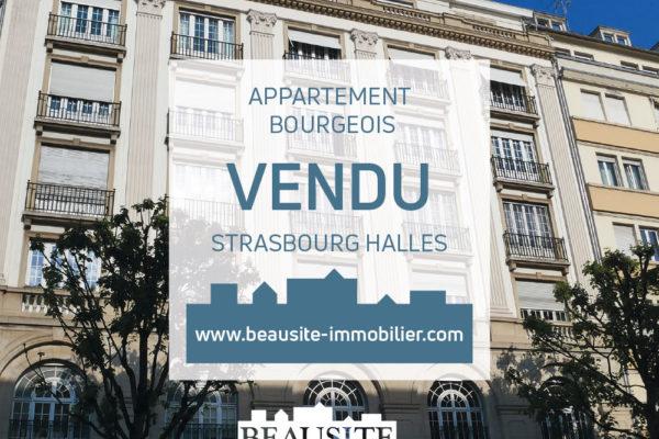 **** VENDU**** Superbe 5P - 146m² Strasbourg Halles
