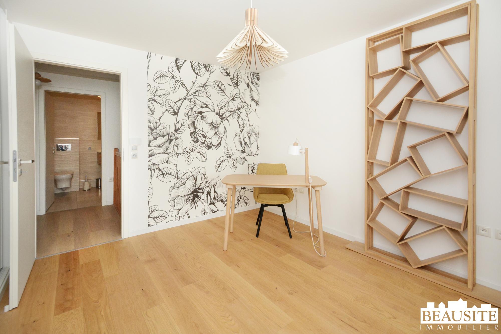 [Yoga] Splendide 4 pièces meublé, en duplex, avec terrasses - Neudorf / Écoquartier