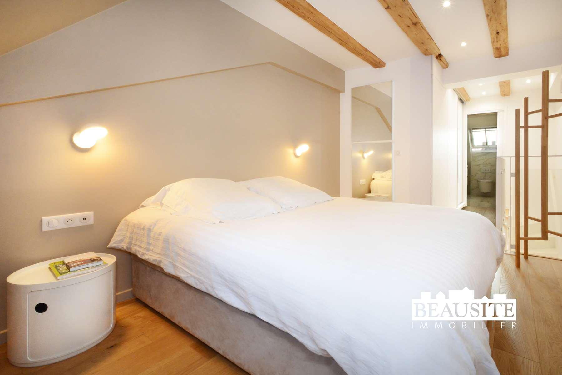 [La Capitale] Un appartement témoin de l'Histoire de Strasbourg - Centre / rue du Faubourg de Saverne - nos ventes - Beausite Immobilier 6