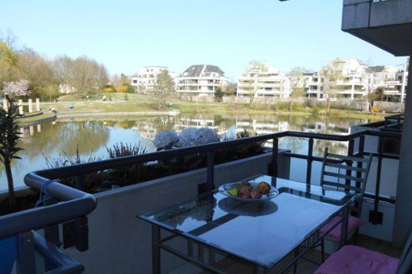 Magnifique 3P avec terrasse et garage - Orangerie/Bon Pasteur