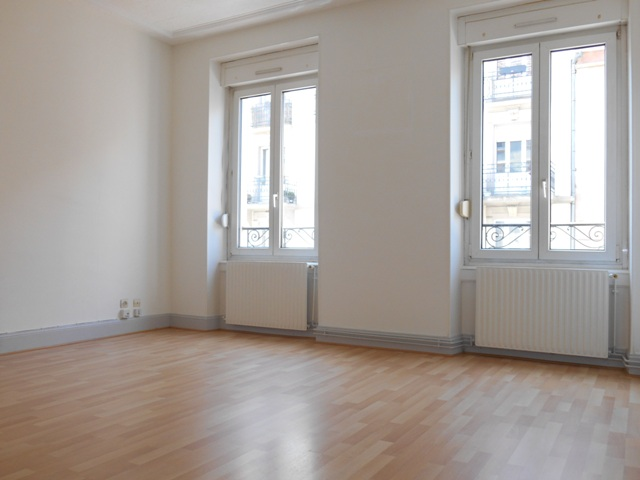 [Maddy] Lumineux 3 pièces - Gare / rue de Barr - nos locations - Beausite Immobilier 1