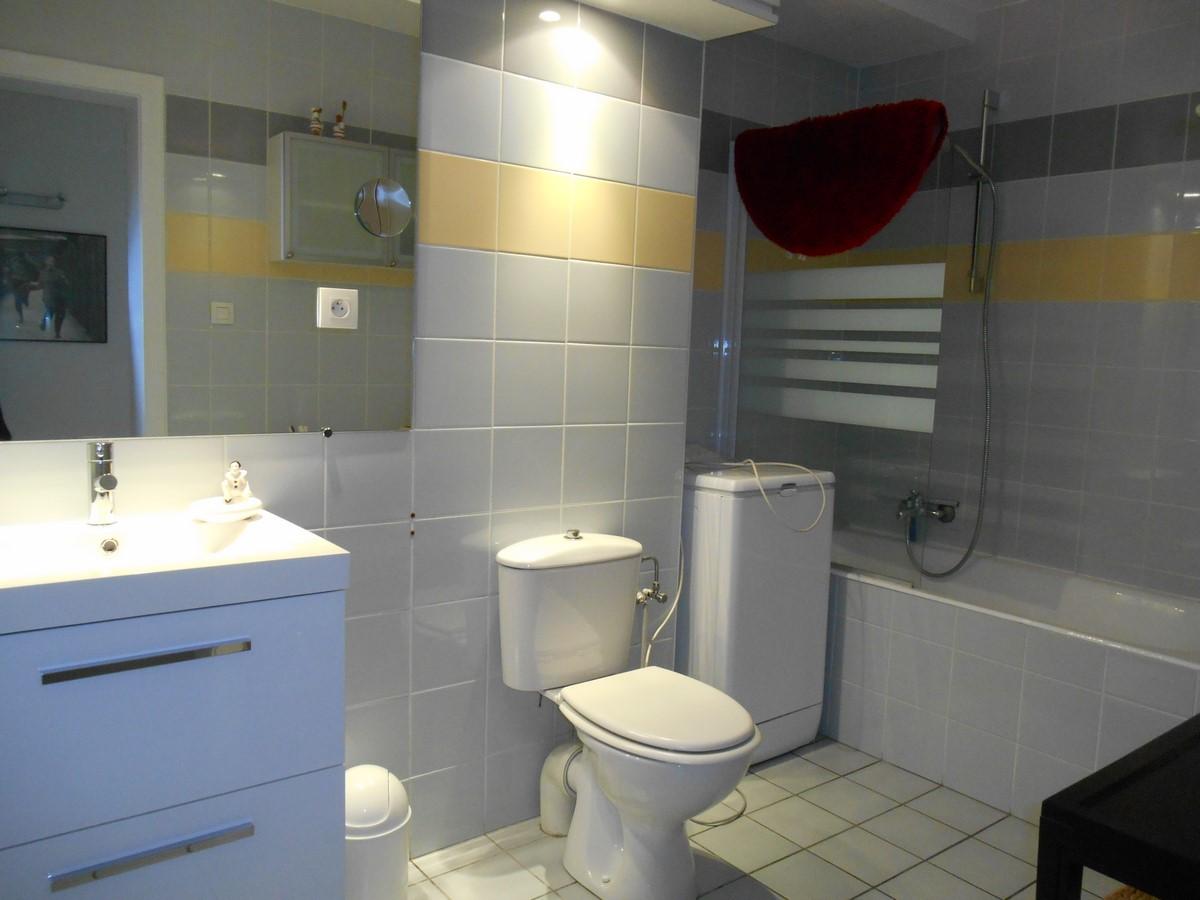 Très beau 2 pièces meublé - Petite France / Place des Moulins - nos locations - Beausite Immobilier 5