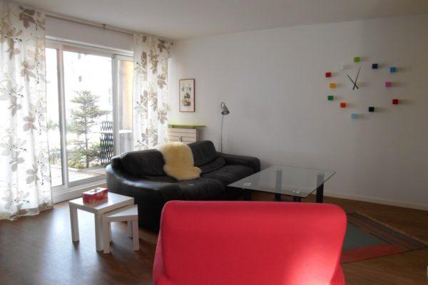 Superbe 2P meublé avec terrasse - Petite France/Place des Moulins