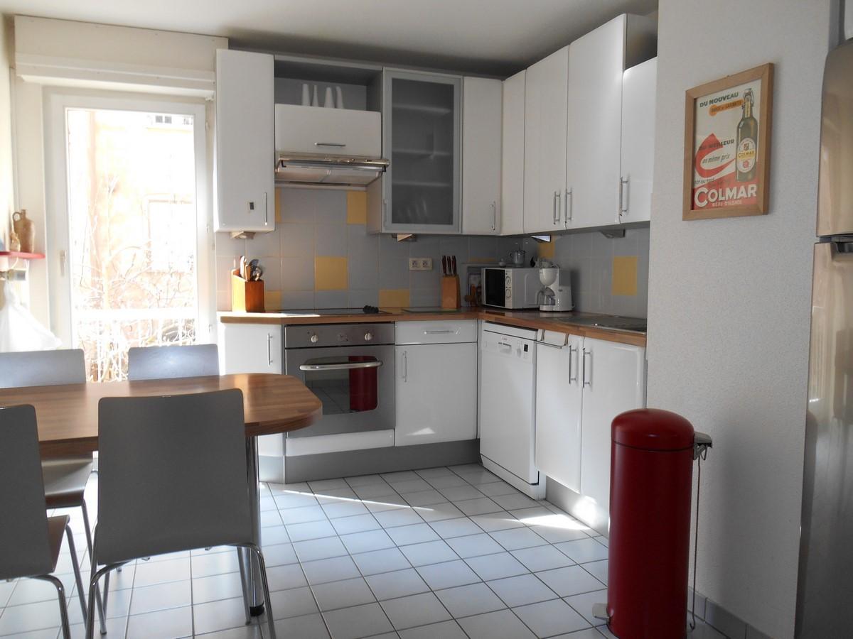 Très beau 2 pièces meublé - Petite France / Place des Moulins - nos locations - Beausite Immobilier 3