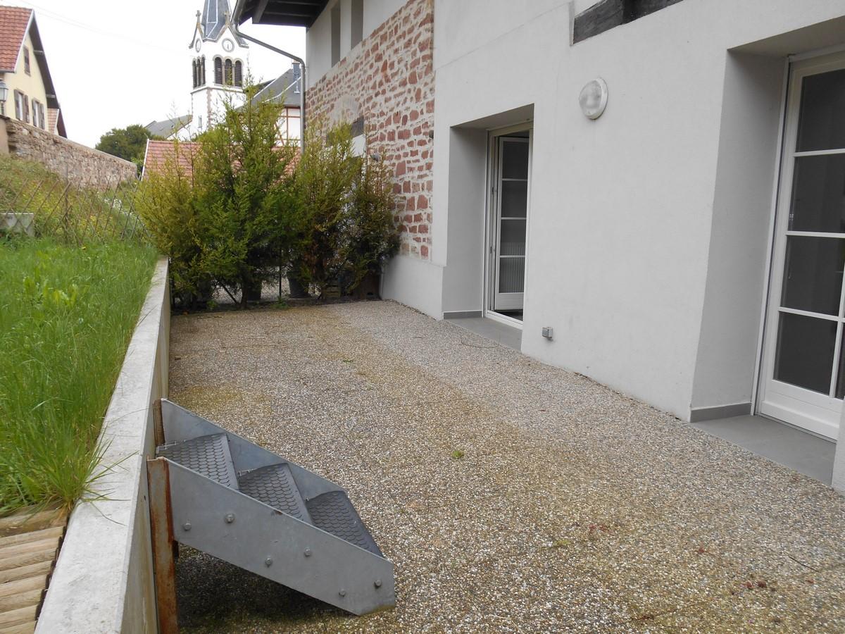 Superbe 3 pièces en Triplex - Lampertheim-Centre - nos ventes - Beausite Immobilier 3
