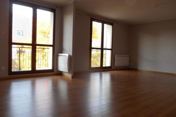 Spacieux 2/3P avec balcon/garage - Prox. Robertsau centre