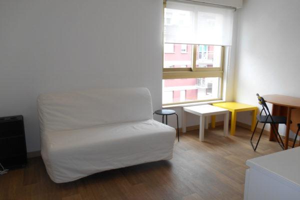 Agréable studio meublé - Neudorf/Prox. av du Rhin