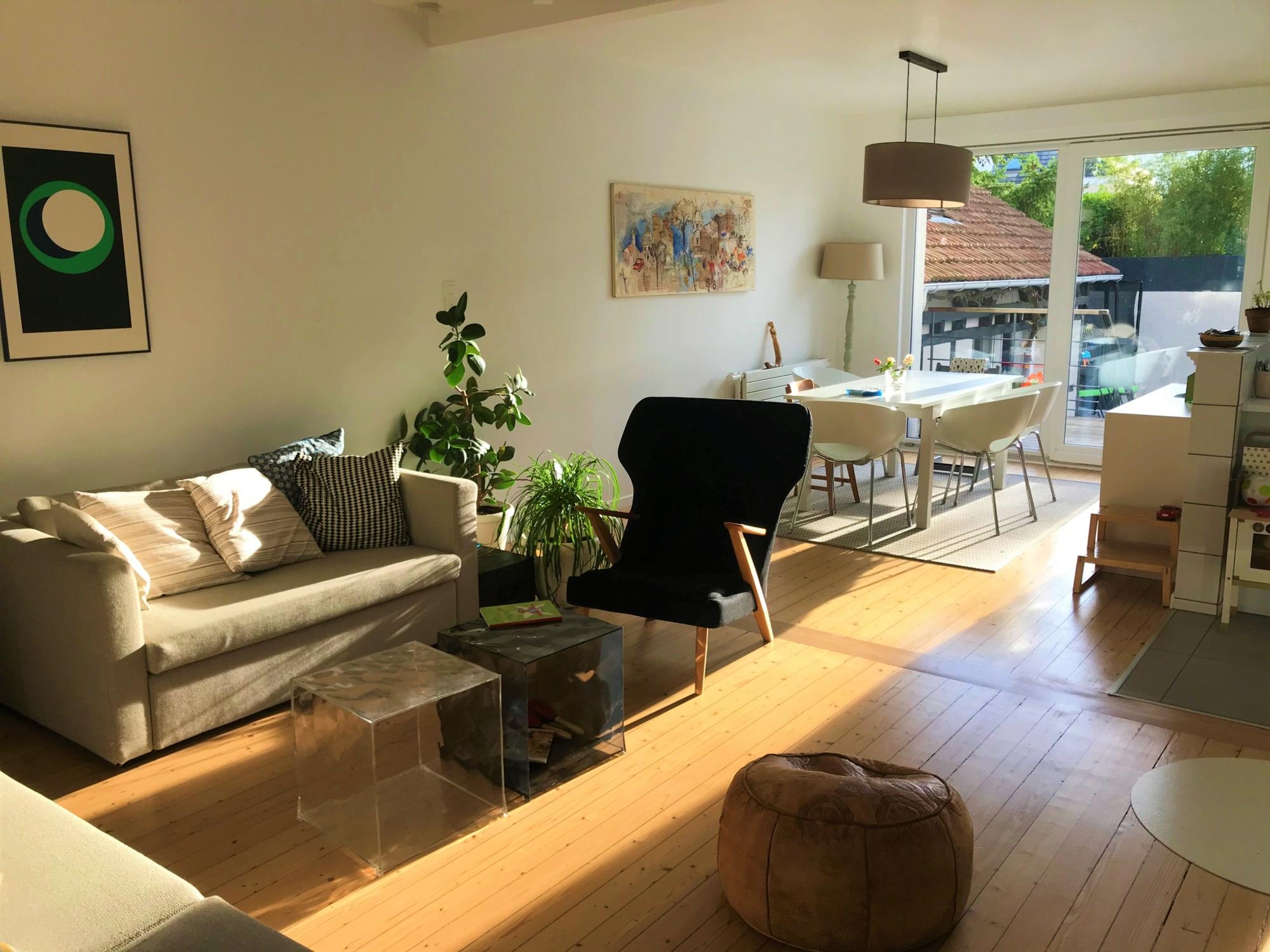 [Pool] Maison 6 pièces meublée avec piscine et jardin / Illkirch - Route de Lyon - nos locations - Beausite Immobilier 2