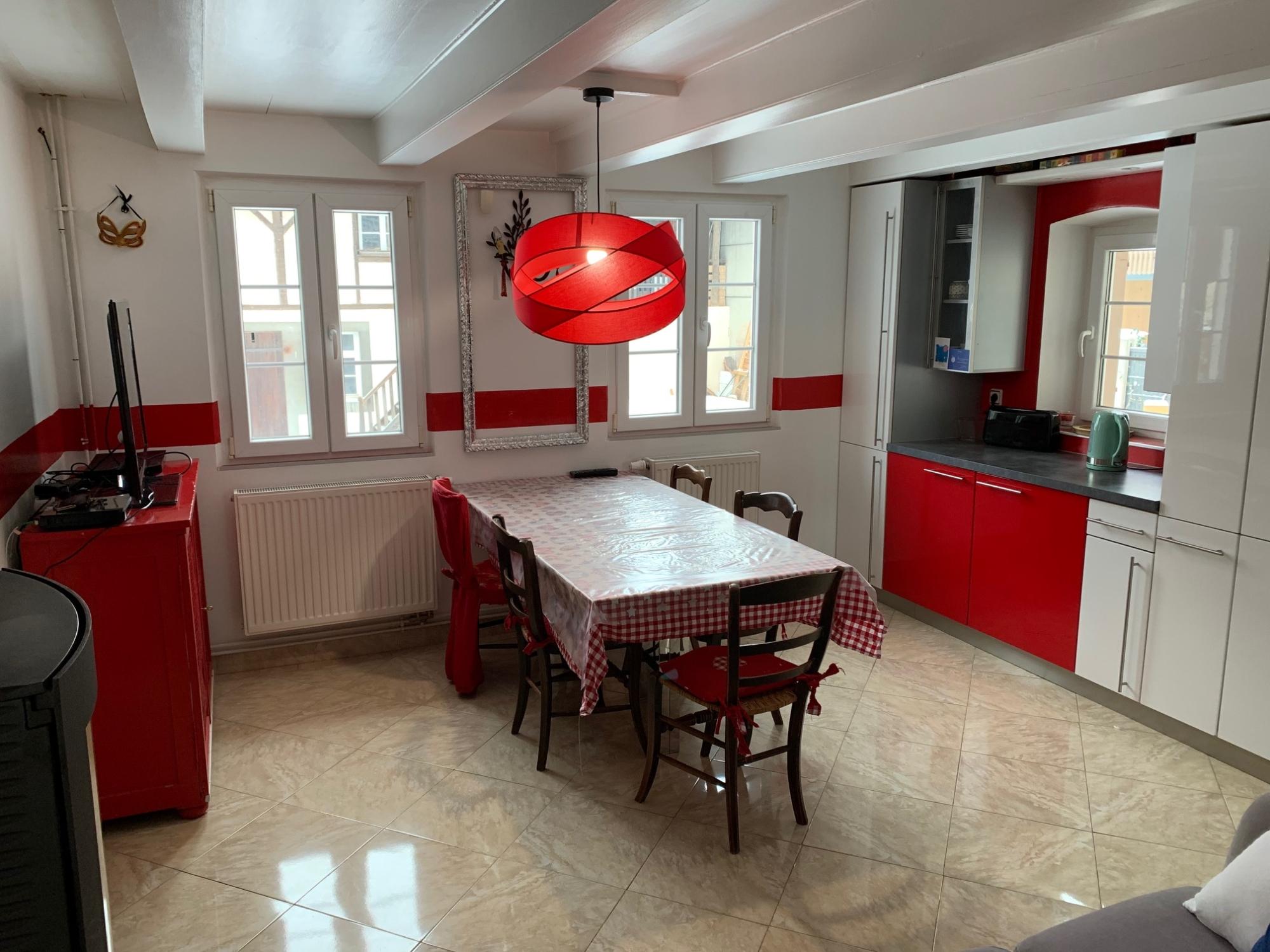 [Cigogne] Une maison alsacienne de charme sur 9 ares au cœur de Blaesheim - nos ventes - Beausite Immobilier 2