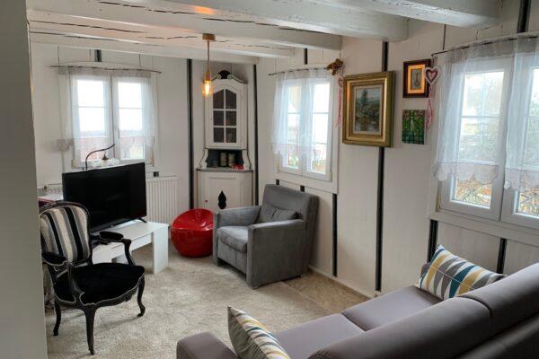 [Cigogne] Une maison alsacienne de charme sur 9 ares au cœur de Blaesheim