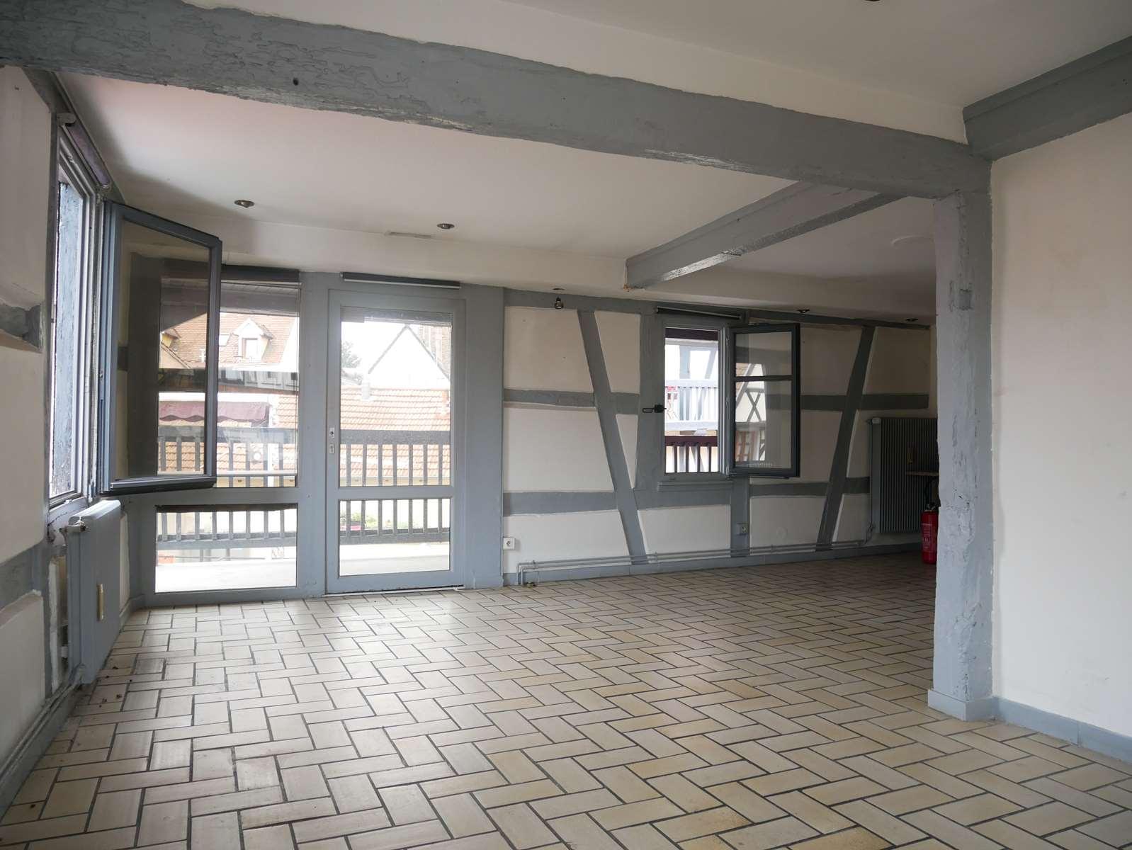 Très beaux murs commerciaux - Brumath centre / place de la Liberté - nos ventes - Beausite Immobilier 10