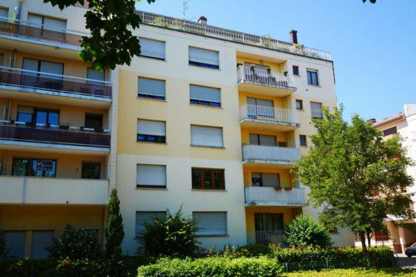 Sous compromis ! Bel appartement 110m² - Strasbourg