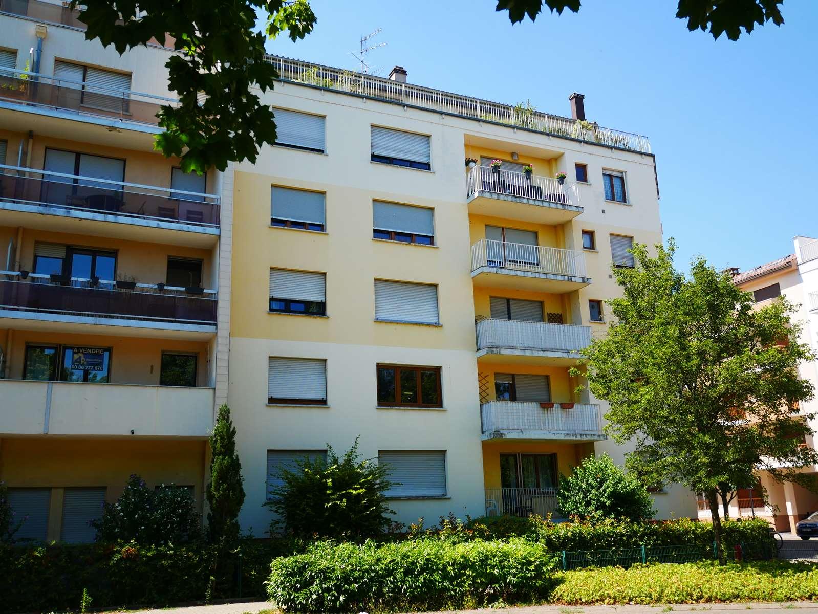 Sous compromis ! Bel appartement 110m² - Strasbourg - nos ventes - Beausite Immobilier 1