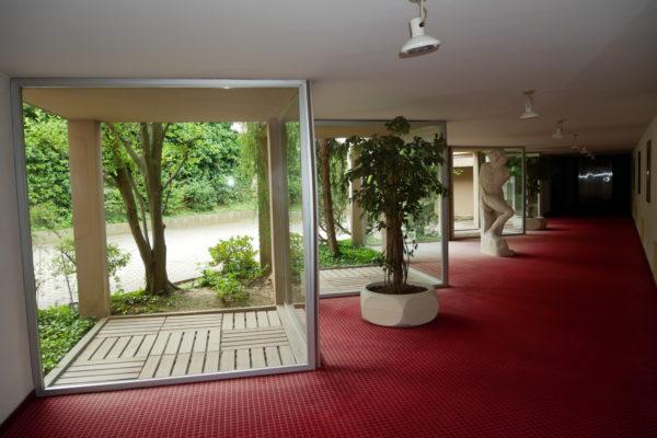 Sous compromis ! Appartement 2P Orangerie - Conseil de l'Europe