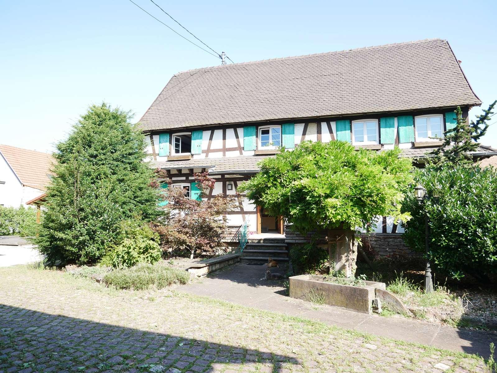 [Colombe] Magnifique maison alsacienne à Illkirch-Graffenstaden - nos ventes - Beausite Immobilier 1