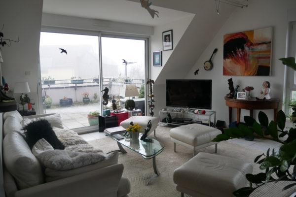 Superbe 4 pièces avec terrasse - Ichtratzheim / Rue de l'Etang