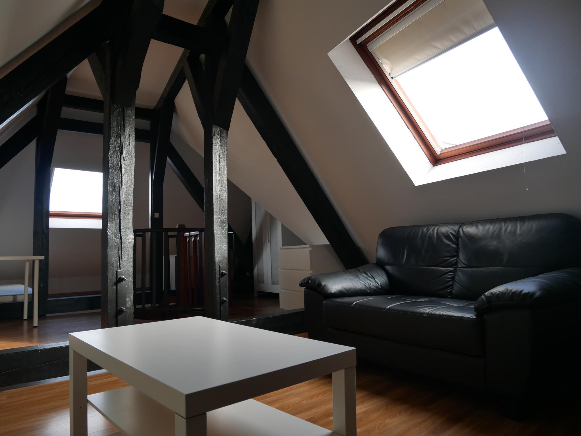 [BelleVue] 2pièces meublé en duplex - Hypercentre / rue du 22 Novembre - nos locations - Beausite Immobilier 6