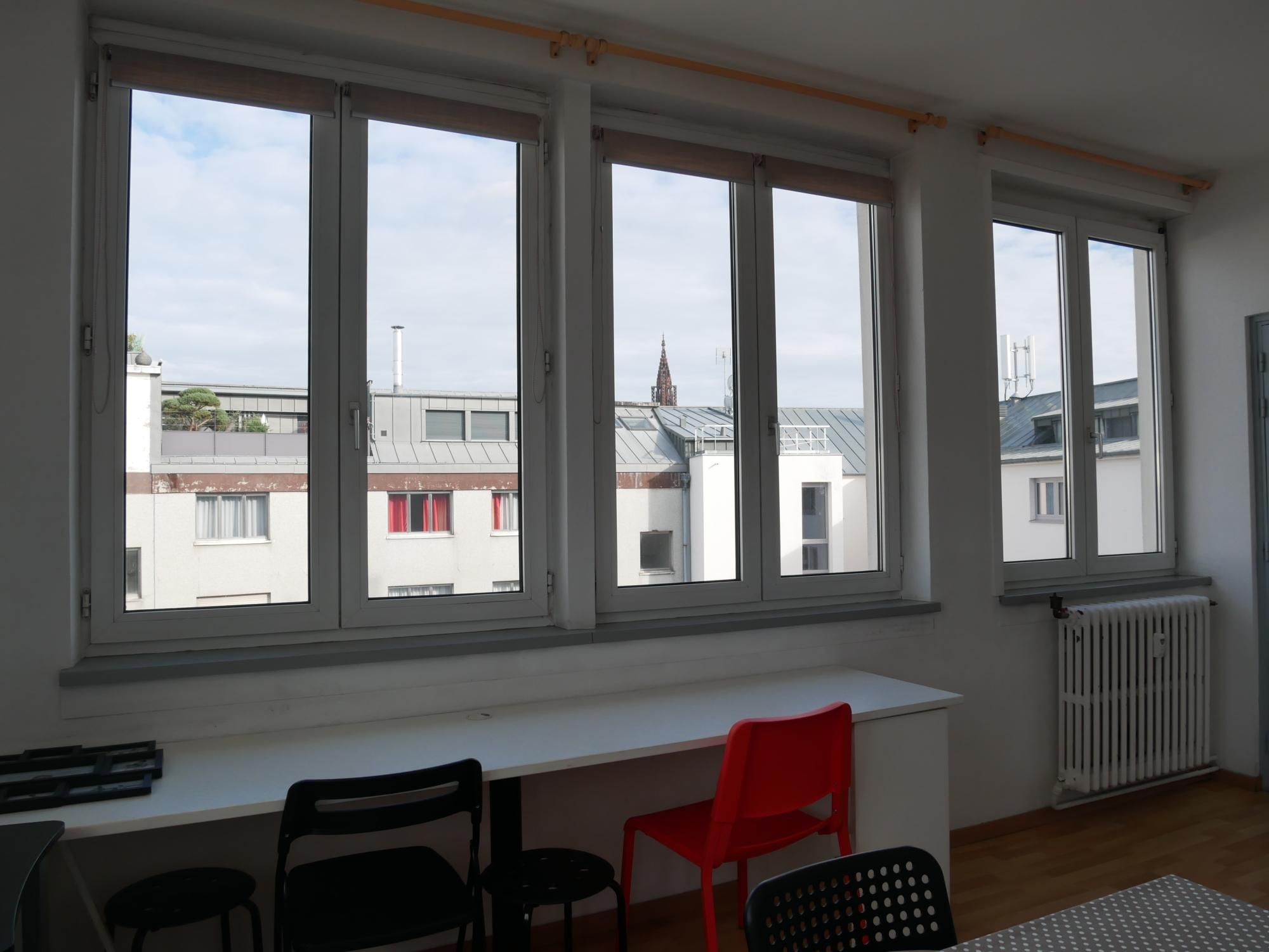 Superbe 2P meublé en duplex - Centre / Rue du 22 Novembre - nos locations - Beausite Immobilier 2