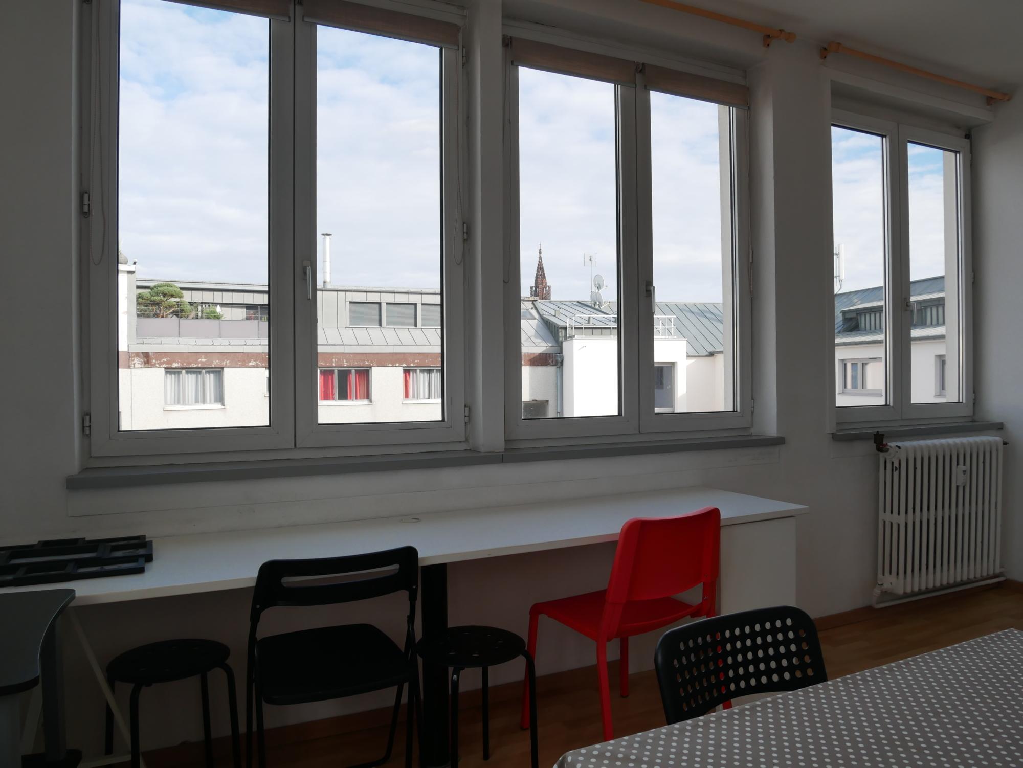 [BelleVue] 2pièces meublé en duplex - Hypercentre / rue du 22 Novembre - nos locations - Beausite Immobilier 2