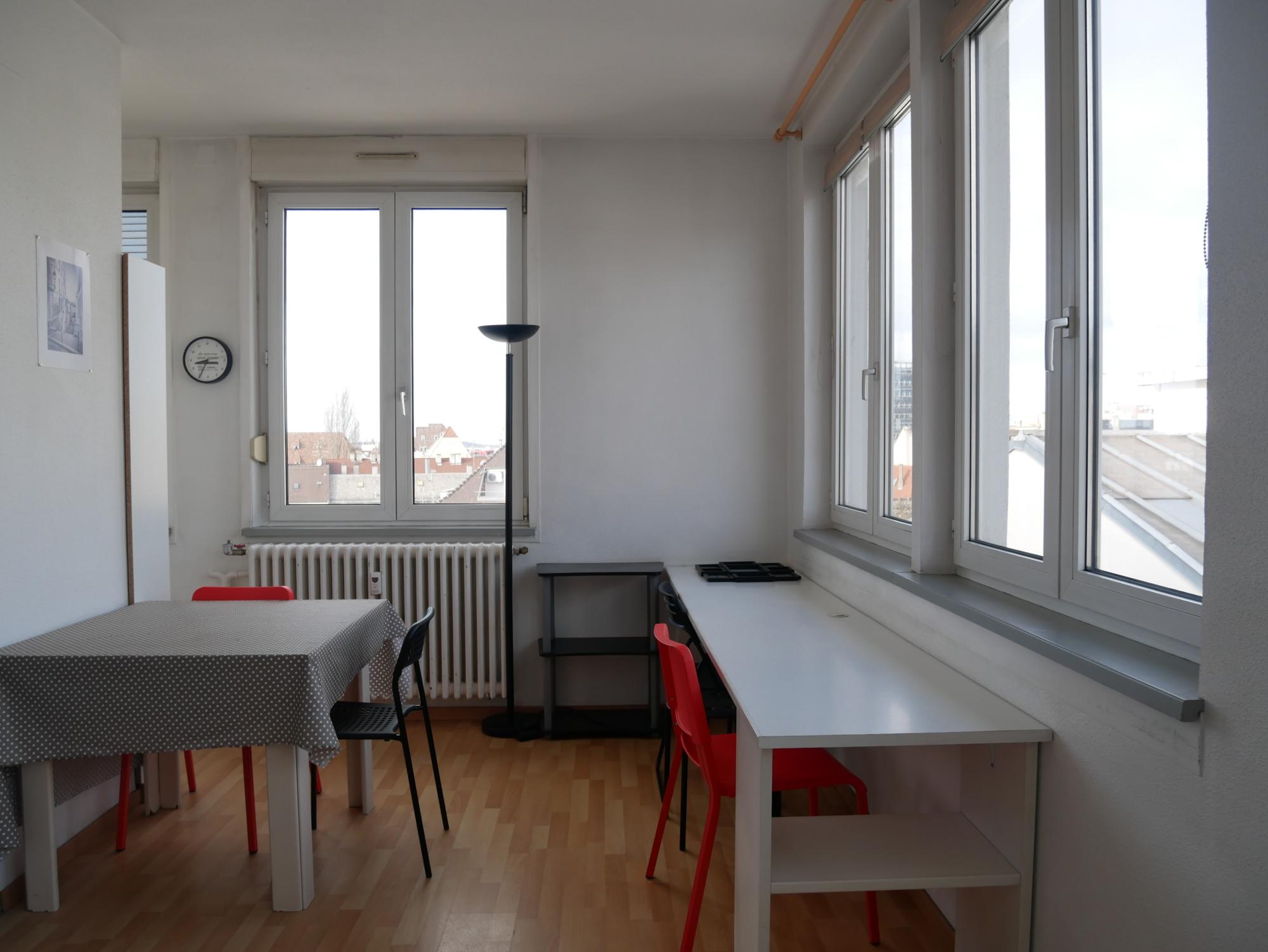 [BelleVue] 2pièces meublé en duplex - Hypercentre / rue du 22 Novembre - nos locations - Beausite Immobilier 1