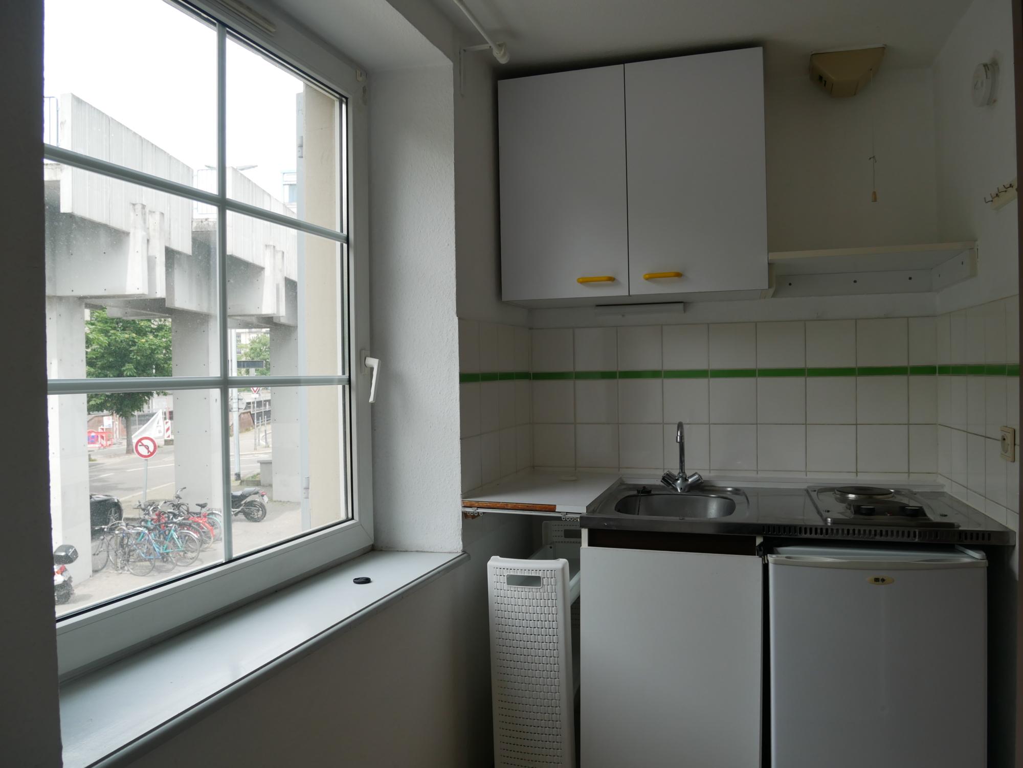 [Citadin] Beau studio – Centre / les Halles - nos locations - Beausite Immobilier 2