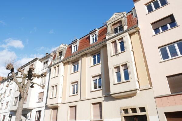 Spacieux 5 pièces avec 3 balcons – Orangerie / Bvd. de la Marne