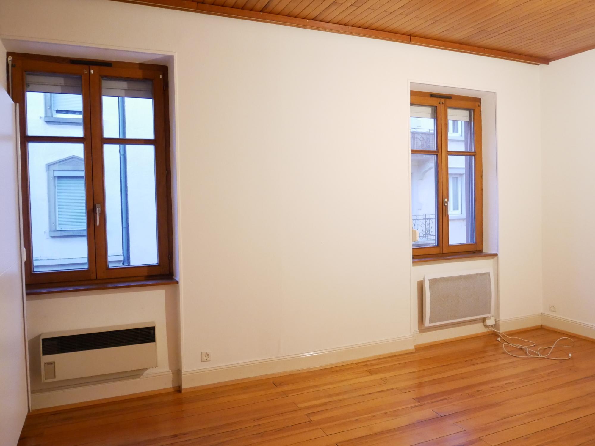 Spacieux 1 pièce - Neudorf / Rue de Benfeld - nos locations - Beausite Immobilier 2