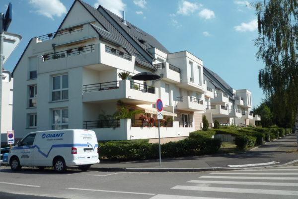 Superbe 3P avec terrasses et garage - Cronenbourg/Rotonde