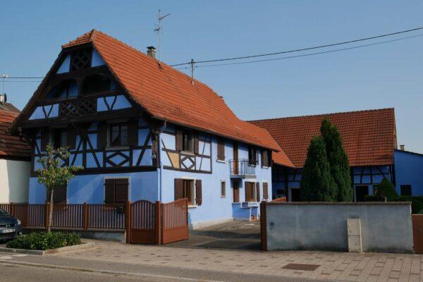 [Farmer] Une superbe maison alsacienne dans un corps de ferme - Weyersheim