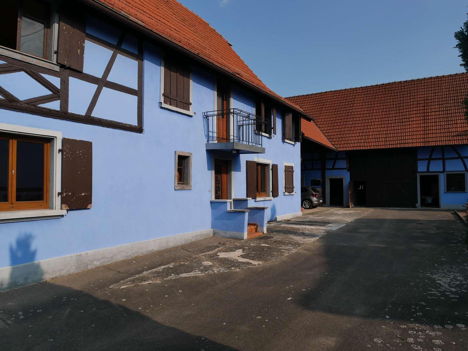 [Farmer] Une superbe maison alsacienne dans un corps de ferme - Weyersheim - nos ventes - Beausite Immobilier 2