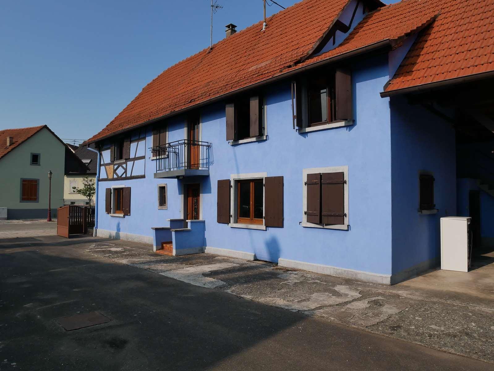[Farmer] Une superbe maison alsacienne dans un corps de ferme - Weyersheim - nos ventes - Beausite Immobilier 3