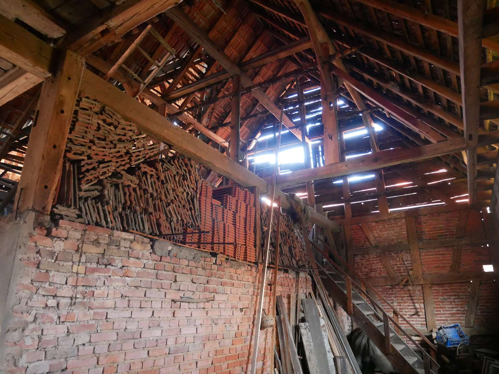 [Farmer] Une superbe maison alsacienne dans un corps de ferme - Weyersheim - nos ventes - Beausite Immobilier 10