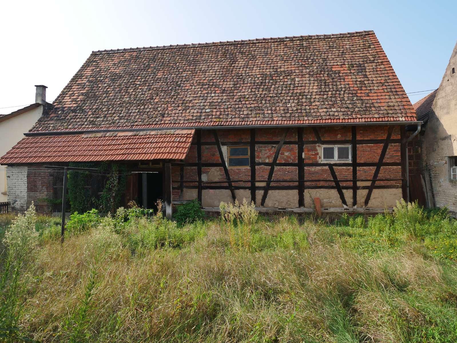 [Farmer] Une superbe maison alsacienne dans un corps de ferme - Weyersheim - nos ventes - Beausite Immobilier 13