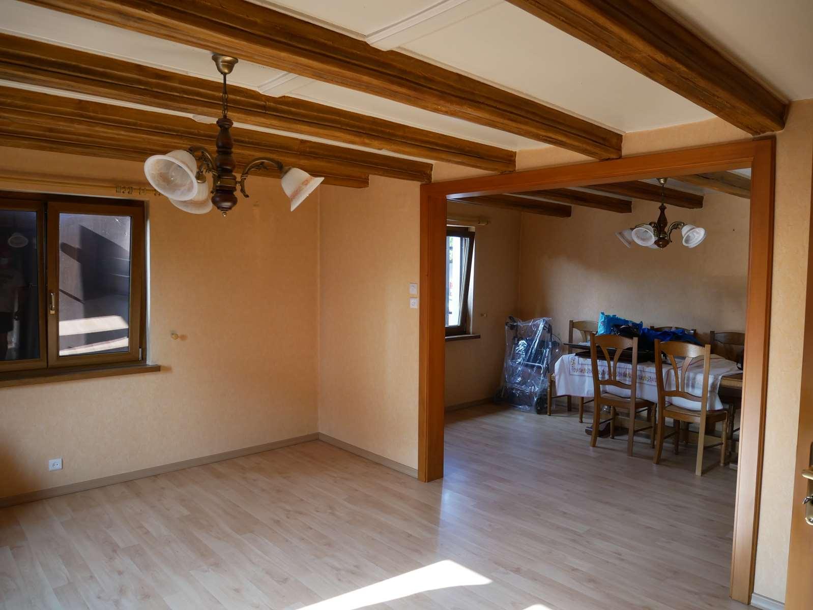 [Farmer] Une superbe maison alsacienne dans un corps de ferme - Weyersheim - nos ventes - Beausite Immobilier 4