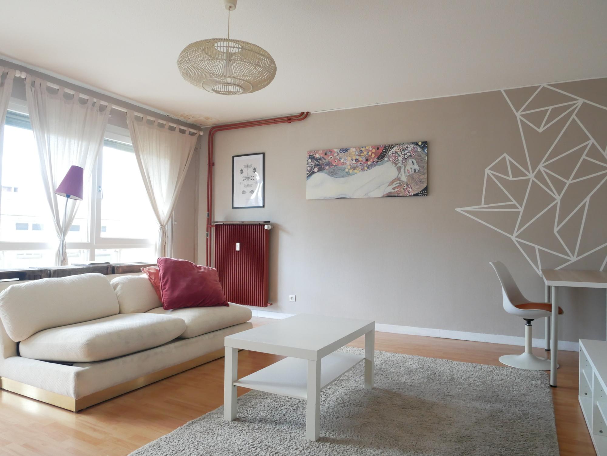 [Cosy] Agréable 2 pièces meublé – Bourse / rue Paul Reiss - nos locations - Beausite Immobilier 2