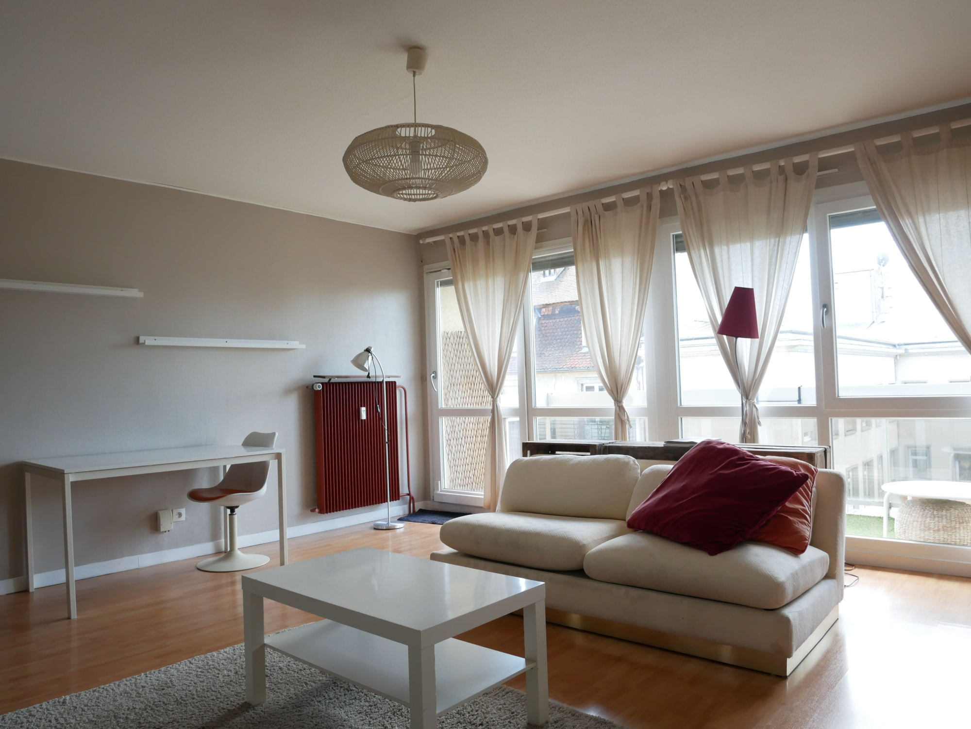 [Cosy] Agréable 2 pièces meublé – Bourse / rue Paul Reiss - nos locations - Beausite Immobilier 1