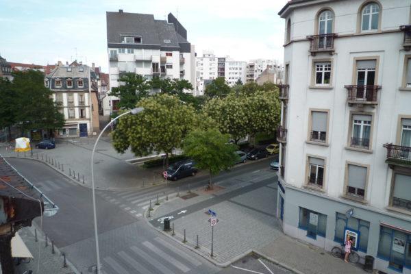VENDU - Charmant 3P - Strasbourg Krutenau