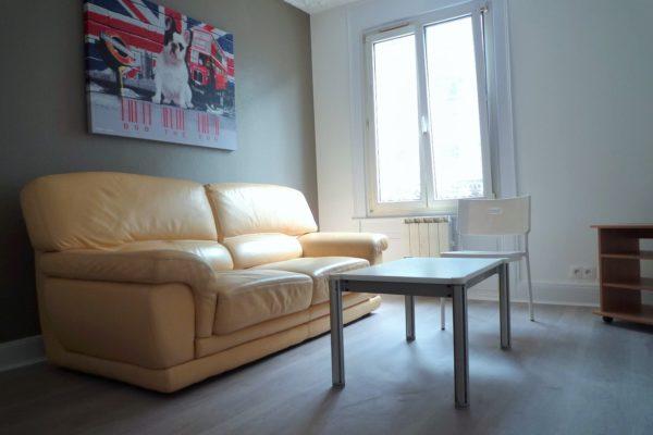 Très beau 3P meublé - Krutenau / rue des Orphelins